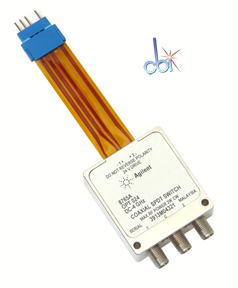 AGILENT COAXIAL SPDT SWITCH