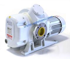 LEYBOLD ROOTS VACUUM PUMP