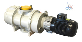 BALZERS ROOTS DRY VACUUM PUMP