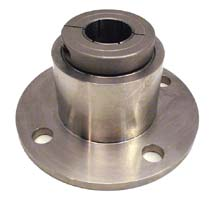FERROTEC HOLLOW SHAFT FLANGE MOUNT FEEDTHROUGH