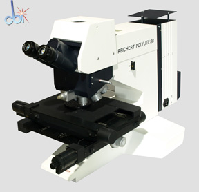 LEICA/REICHERT METALLURGICAL MICROSCOPE