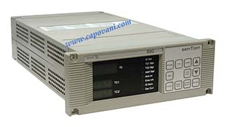 VARIAN COMBINATION VACUUM GAUGE CONTROLLER