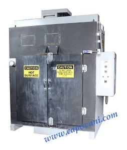 JPW INDUSTRIAL HEATING TREATING OVEN 64 CUFT 1200ºF