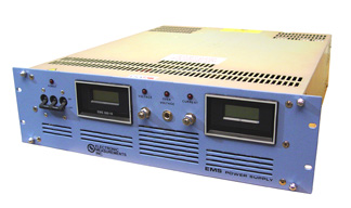 ELECTRONIC MEASUREMENT INC. DC POWER SUPPLY