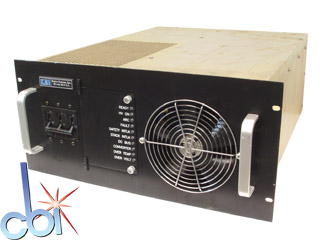 KAISER SYSTEMS HIGH VOLTAGE POWER SUPPLY, 80 kV