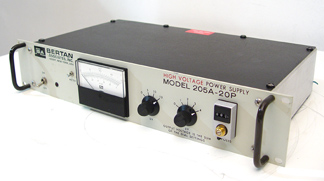 BERTAN HIGH VOLTAGE POWER SUPPLY