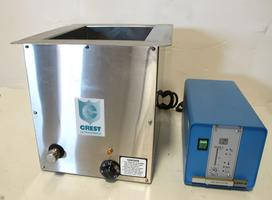 CREST ULTRASONIC BATH 132 KHz