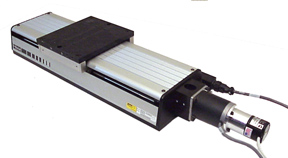 "PARKER DAEDAL MOTORIZED LINEAR STAGE, 12"" TRAVEL"