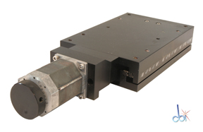 "DESIGN COMPONENTS INC LINEAR STAGE, 6"" TRAVEL"