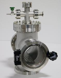 "MDC VACUUM CHAMBER FOUR WAY CROSS 8"" CONFLAT"