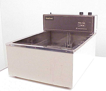 AMERICAN SCIENTIFIC HEATED BATH
