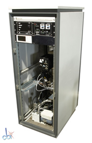 INFICON RESIDUAL GAS ANALYZER SYSTEM