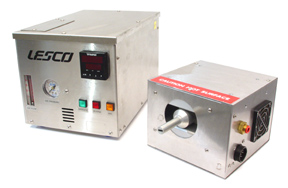 LESCO HOT AIR CURING SYSTEM