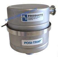 "MASS VAC MV SINGLE STAGE INLET TRAP 8"" -- KF 40"