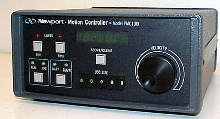 NEWPORT POSITIONING CONTROLLER