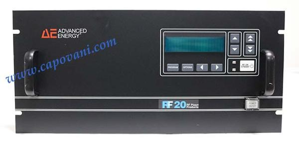 RF POWER PRODUCTS RF GENERATOR, 2000 WATTS, 13.56 MHZ