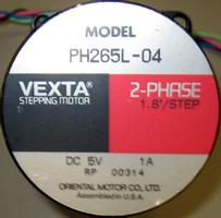 Oriental Motor Co. Vexta, PH265L-04, 2 Phase
